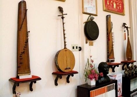 Nên nhân rộng mô hình đưa âm nhạc dân tộc vào trường học