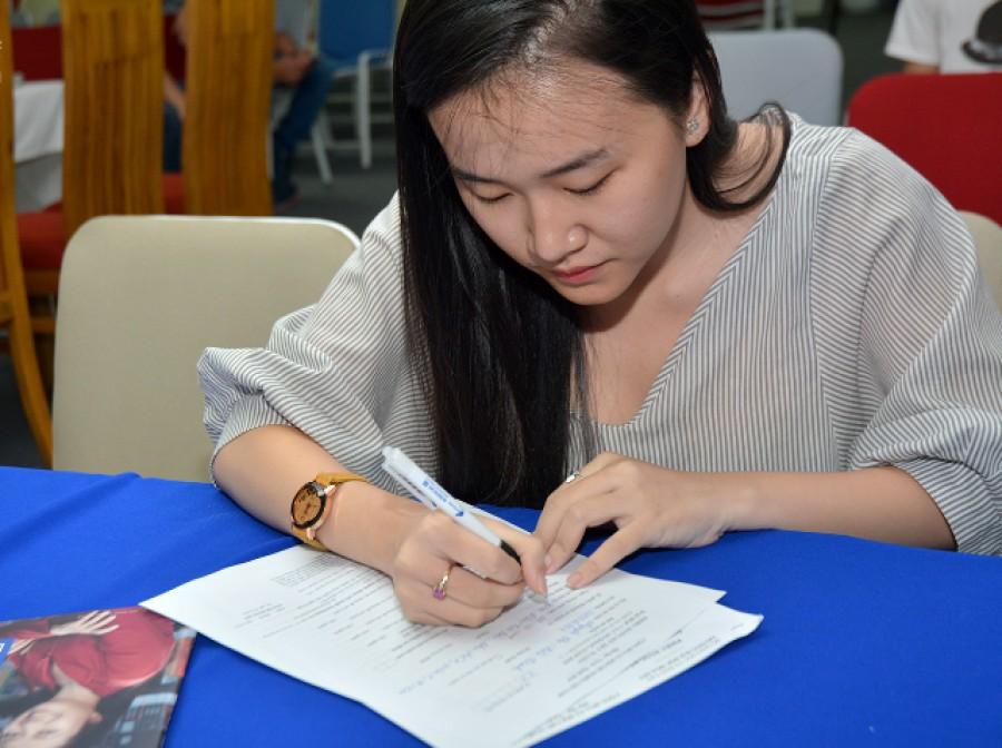 ĐH Hoa Sen cấp 30 suất học bổng cho thí sinh đỗ nguyện vọng bổ sung