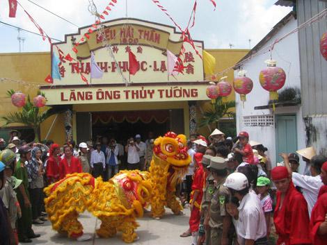 Công nhận Lễ hội Nghinh Ông huyện Cần Giờ là Di sản văn hóa phi vật thể cấp Quốc gia