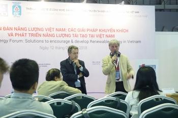 hon 180 doanh nghiep tham gia trien lam quoc te ve nang luong tai tao 2018