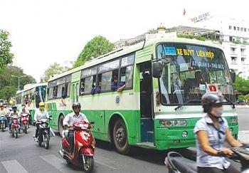 TP HCM: Hai tuyến xe buýt tăng giá vé thêm 3.000 đồng