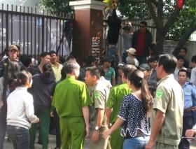 Thấy gì từ vụ náo loạn ở trường Đại học Hùng Vương
