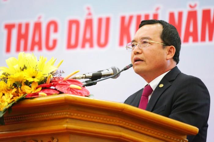 pvn to chuc thanh cong hoi nghi trien khai ke hoach tham do khai thac dau khi nam 2016