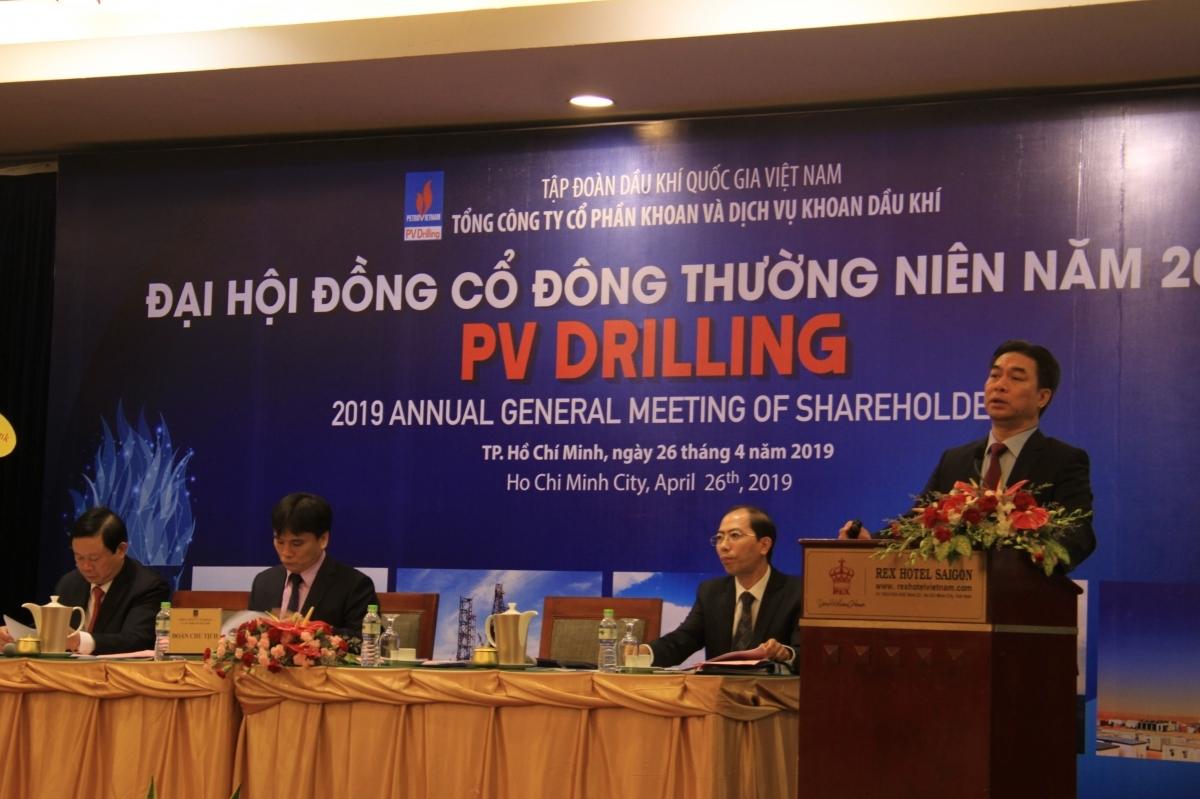 pv drilling dat muc tieu doanh thu 3850 ty dong nam 2019