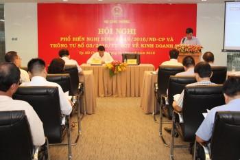 Bộ Công Thương tổ chức Hội nghị phổ biến Nghị định mới về kinh doanh khí