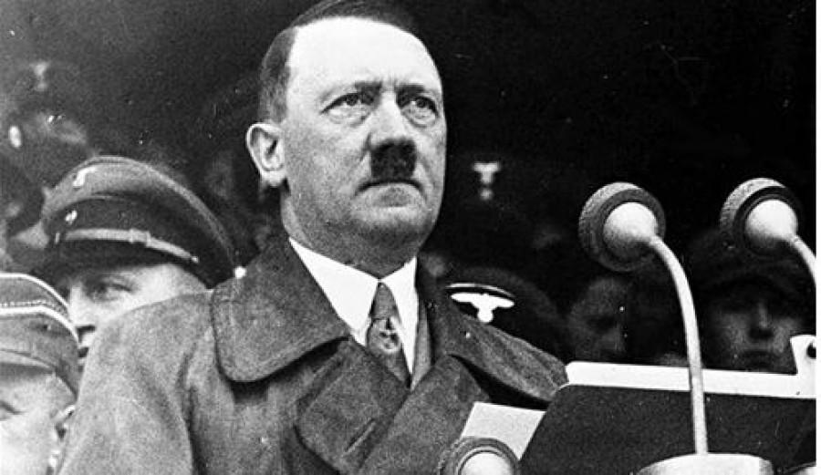 Một phần cuộc đời Adolf Hitler – Tên tội phạm chiến tranh