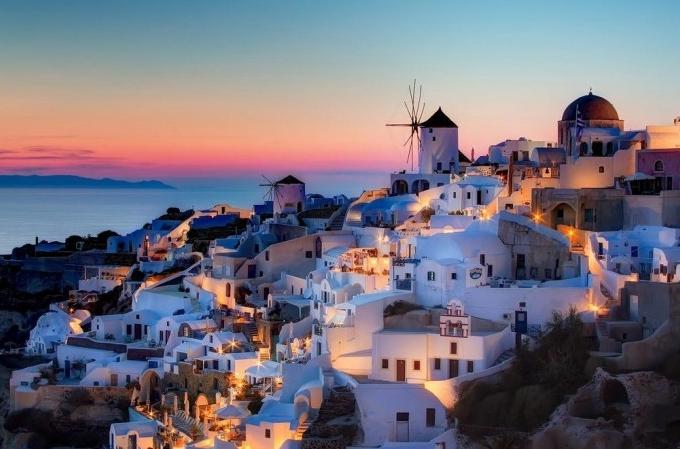 Bạn đã biết đến 3 hòn đảo đẹp nhất ở Hy Lạp
