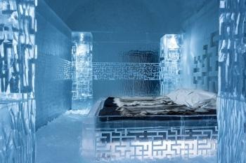 Khám phá khách sạn băng độc nhất vô nhị trên thế giới