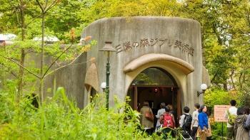 Khám phá thế giới hoạt hình tại bảo tàng Studio Ghibli ở Tokyo