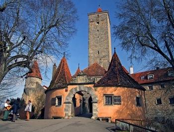 7 thị trấn đẹp nhất nước Đức bạn nên đến ít nhất một lần trong đời