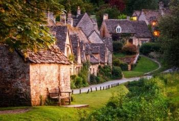 Lạc bước tới Bibury - Ngôi làng cổ đẹp nhất nước Anh