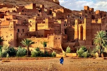 Ait Benhaddou - Ngôi làng cổ bước ra từ thế giới phim ảnh