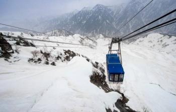 Alpine Tateyama Kurobe - Cung đường tuyết ngoạn mục của xứ Phù Tang