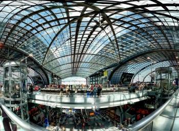 Chiêm ngưỡng kiến trúc độc đáo của những nhà ga đẹp nhất thế giới