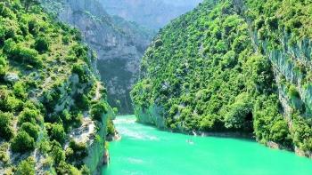 Khám phá 5 hẻm núi kỳ vĩ nhất hành tinh