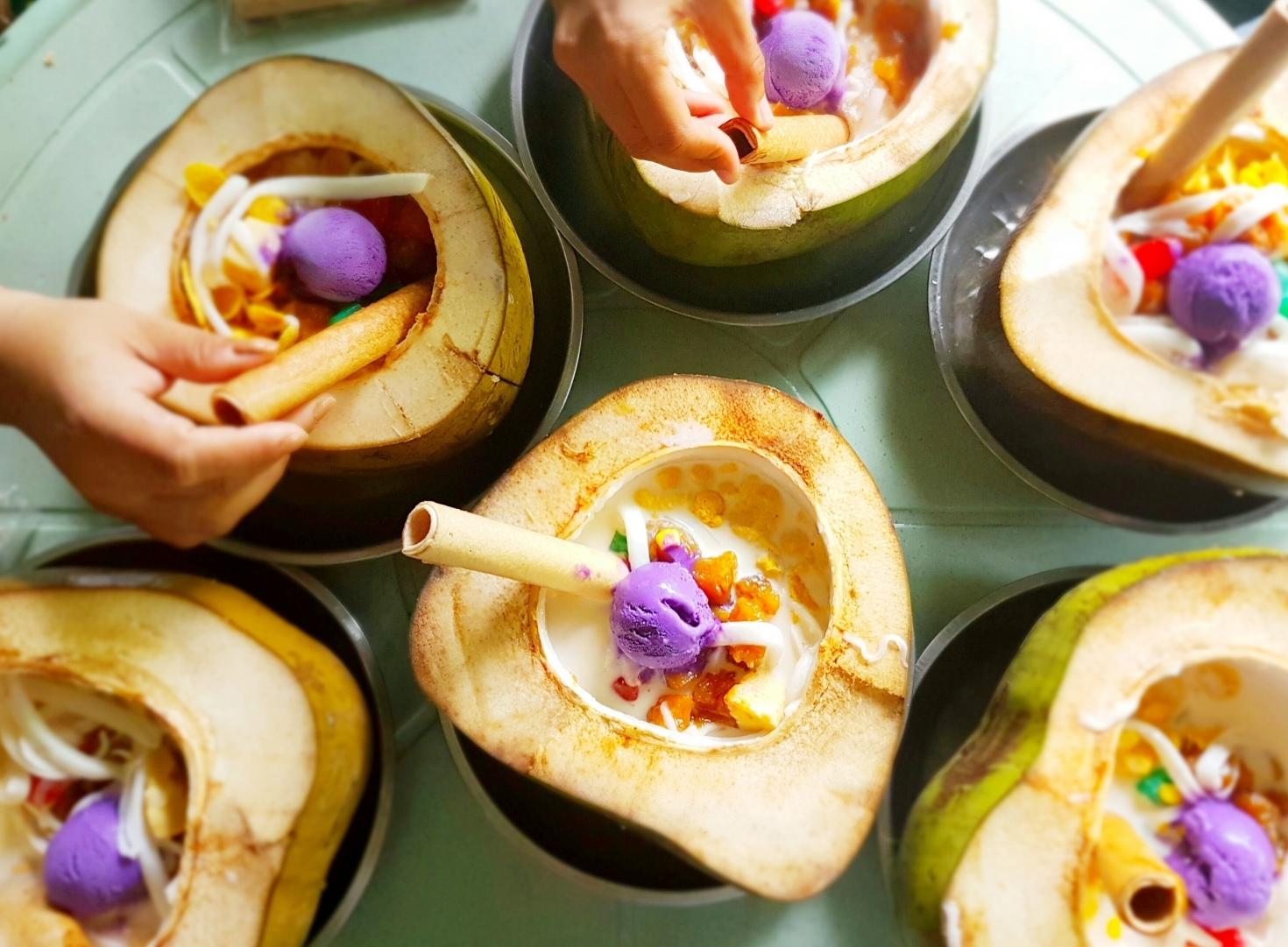 """5 món tráng miệng của Philippines """"nhắc thôi đã thèm"""""""