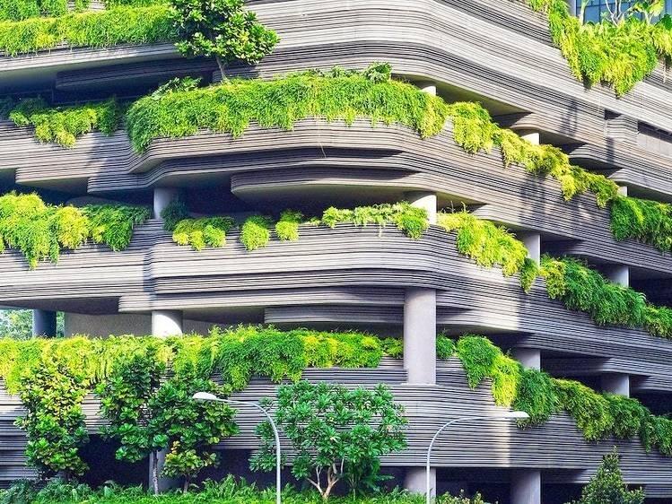 5 công trình kiến trúc xanh nổi tiếng ở Singapore