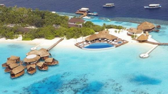 Thư giãn với 6 resort trên biển quyến rũ nhất Maldives