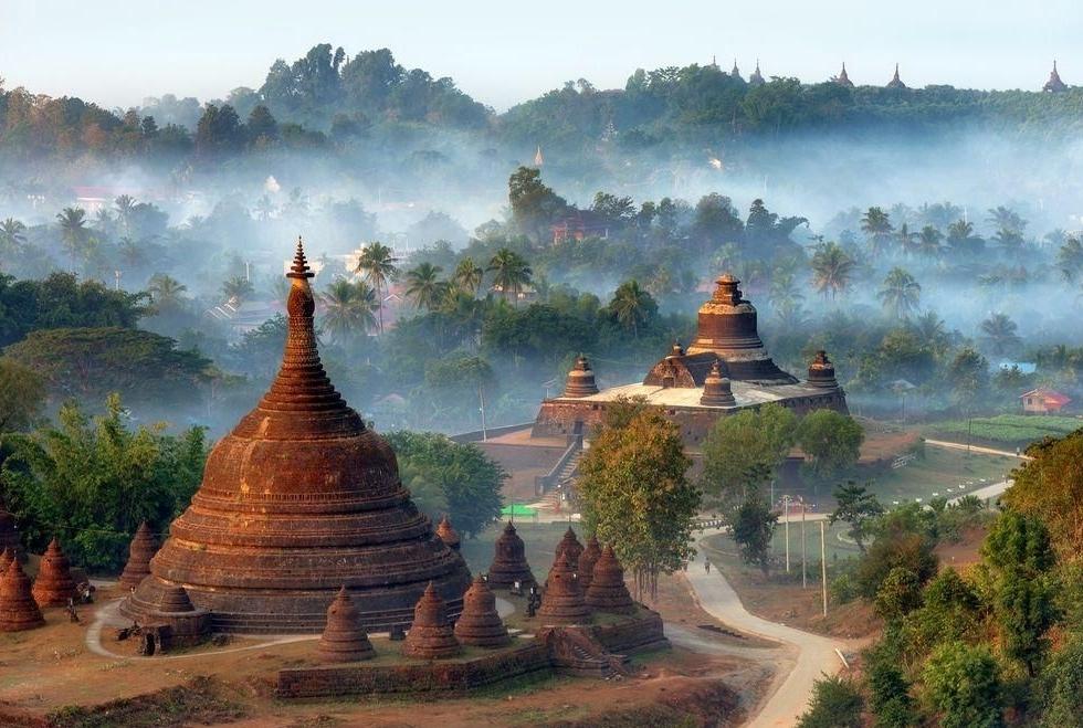 """6 địa điểm nổi tiếng ở Myanmar """"hút hồn"""" du khách"""