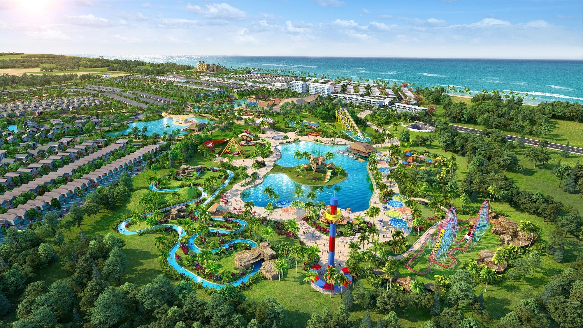 Công viên giải trí Tropicana Park