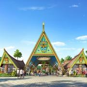 Công viên giải trí Tropicana Park NovaWorld Ho Tram