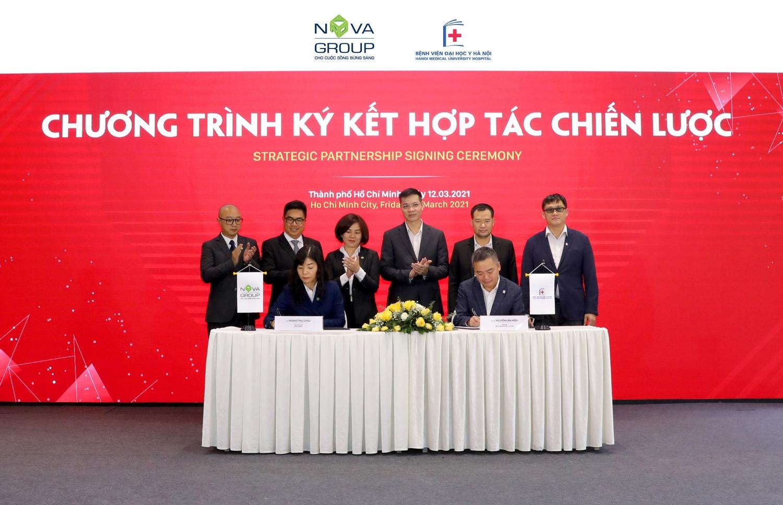 Nova Group chính thức đầu tư vào giáo dục