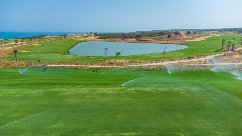 Cụm sân Golf PGA Ocean tại NovaWorld Phan Thiet sắp đưa vào vận hành vào giữa tháng 04/2021