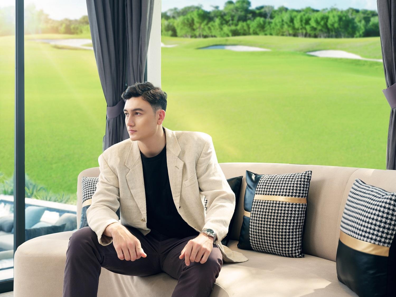 """Đặng Văn Lâm bật mí đang """"để mắt"""" đến biệt thự golf cho tổ ấm mới tại Việt Nam. Ảnh nhà mẫu PGA Golf Villas – NovaWorld Phan Thiet."""