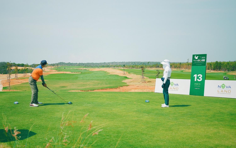 Cụm sân golf PGA 36 hố tại NovaWorld Phan Thiet sẽ là nơi độc quyền tổ chức các giải thi đấu PGA chuyên nghiệp tại Việt Nam