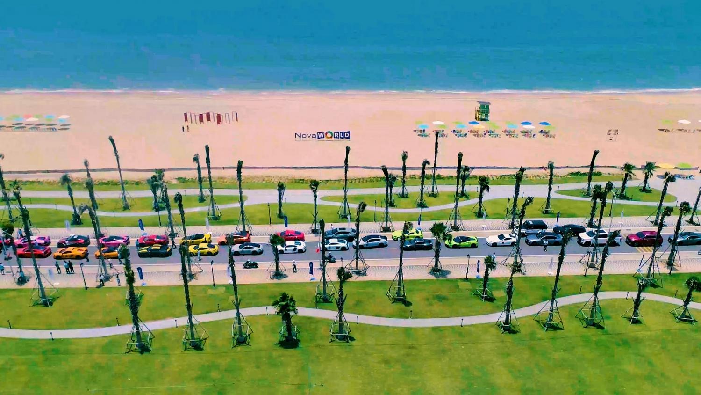 Công viên biển Bikini Beach 16 ha… là một trong những tiện ích nổi bật bao quanh PGA Golf Villas tại NovaWorld Phan Thiet
