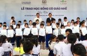 Học bổng Cô giáo Nhế - Nối gần những giấc mơ cho học trò nghèo vùng cù lao Long Khánh, Đồng Tháp