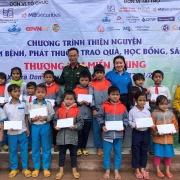 Tập đoàn Novaland tiếp tục đồng hành cùng người dân vùng lũ Quảng Nam