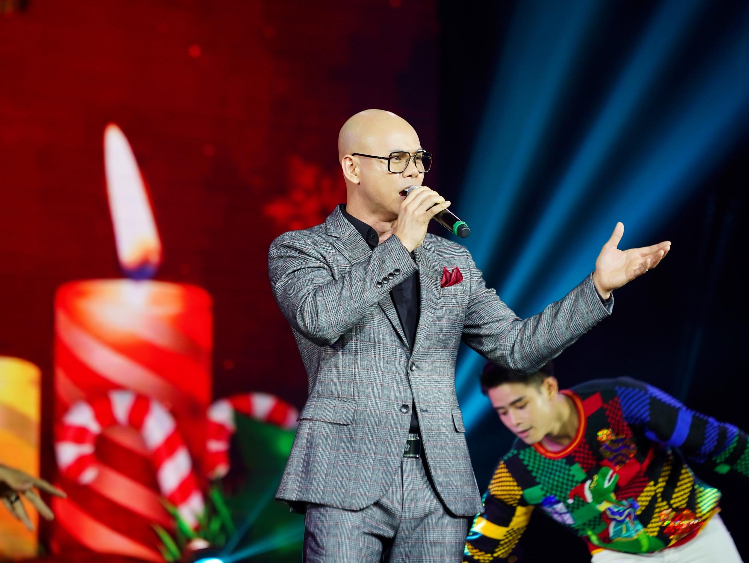 Nhiều giọng ca được yêu thích cùng góp mặt tại chương trình.