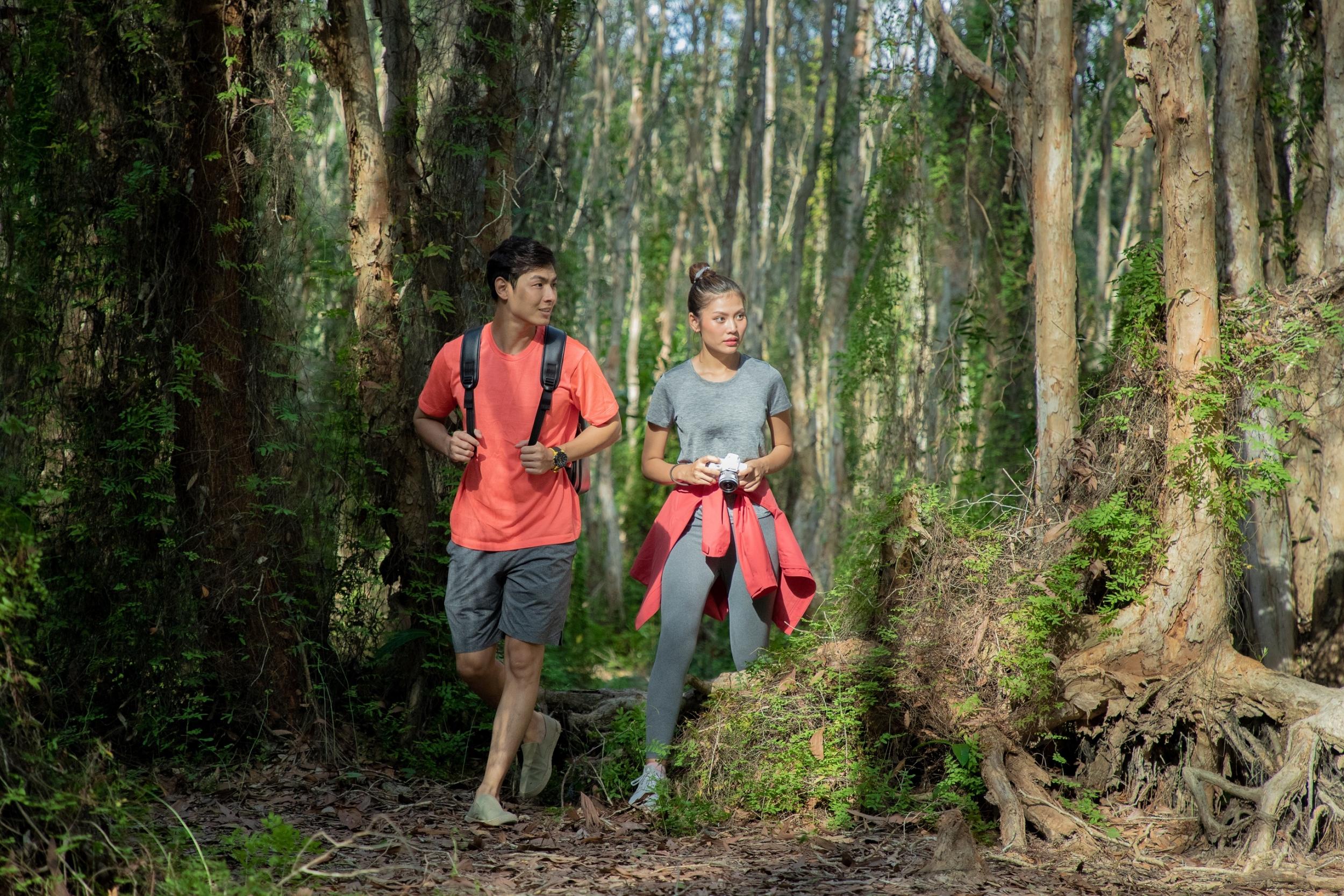 Hồ Tràm – điểm đến của du lịch trải nghiệm