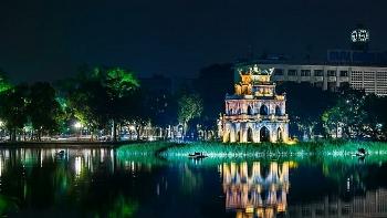 Hà Nội: Bắn pháo hoa trong đêm giao thừa 2019