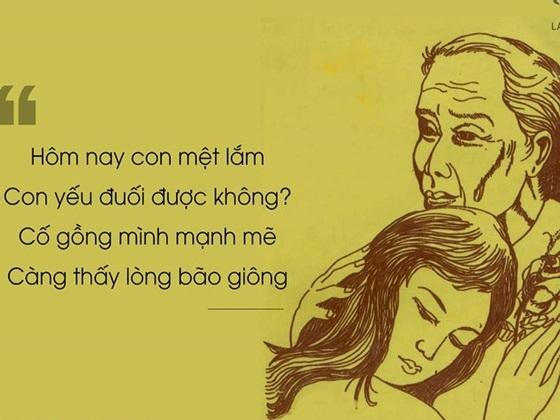 tuong lai con la ganh nang doi me