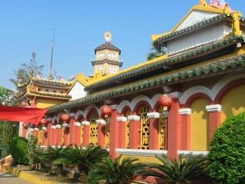 """Thăm chùa Tam Bảo – nơi ra đời của tạp chí """"tiến hóa"""""""