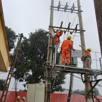 Ngành điện miền Bắc khắc phục thiệt hại thiên tai, dịch bệnh đảm bảo hiệu quả sản xuất kinh doanh