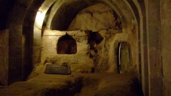 Bên trong thành phố ngầm huyền thoại ở Thổ Nhĩ Kỳ