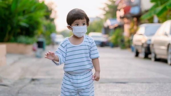 Ô nhiễm không khí làm tăng huyết áp ở trẻ em