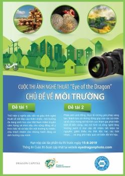phat dong cuoc thi eye of the dragon chu de ve moi truong
