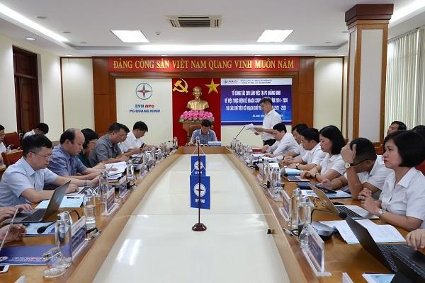 dien luc quang ninh phan dau hoan thanh tot ke hoach san xuat kinh doanh giai doan 2016 2020