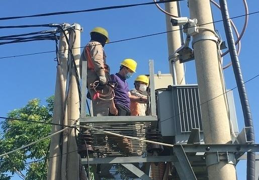 Tổng công ty Điện lực miền Bắc đảm bảo cấp điện cho 883 điểm thi THPT quốc gia