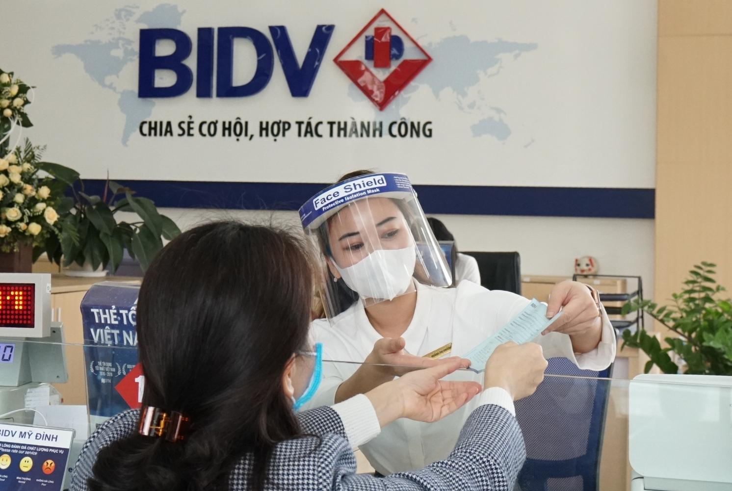BIDV tiếp tục giảm lãi suất cho vay hỗ trợ khách hàng chịu ảnh hưởng của dịch COVID-19