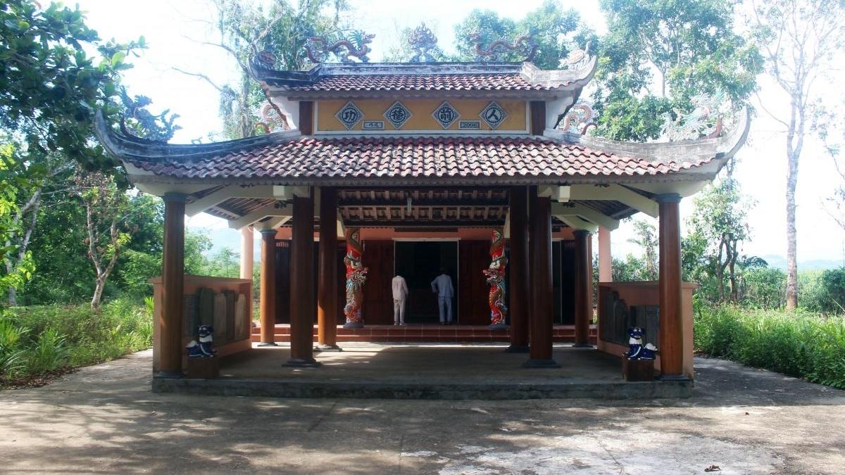 Về xứ Quảng thăm đình làng Phước Sơn