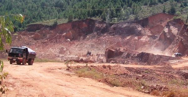 Vi phạm trong lĩnh vực tài nguyên nước, khoáng sản có thể bị phạt đến 2 tỷ đồng