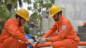 ENVHANOI lập phương án đảm bảo an toàn điện trong dịp lễ trọng đại của Thủ đô