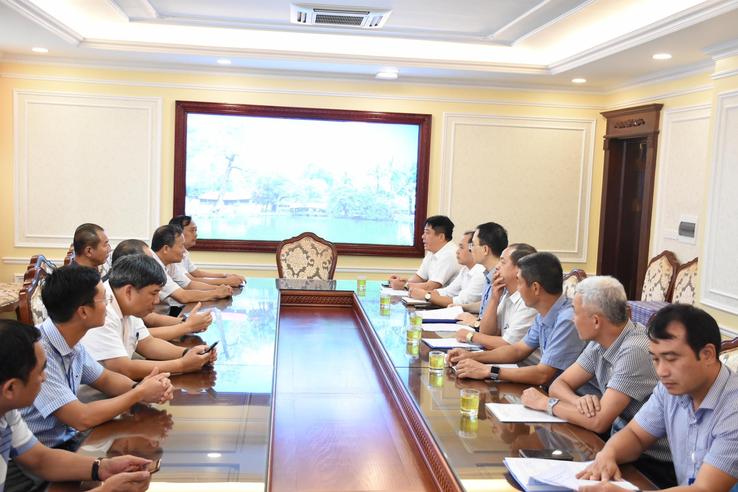 EVNHANOI đảm bảo cung ứng điện phục vụ Đại hội lần thứ XVII Đảng bộ Thành phố Hà Nội