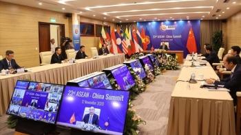 Hội nghị cấp cao Asean- Trung Quốc lần thứ 23
