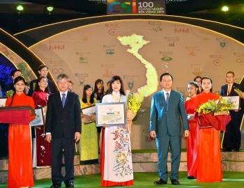 bidv duoc vinh danh top 10 doanh nghiep phat trien ben vung 2019